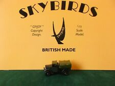 Skybirds Models.  Humber 8cwt Light Truck.