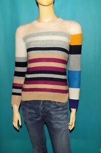 SONIA by SONIA RYKIEL pull en laine multicolore taille 36 fr