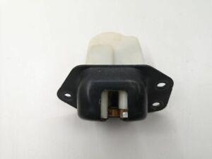 Nissan Juke 2011 Diesel Tailgate/trunk/boot lock/catch/latch 81kW AMD36989