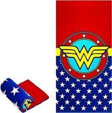 New Wonder Woman Beach Bath Pool Towel Gift Justice League 30x60 Logo DC Comics