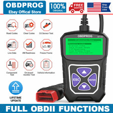 Automotive OBD2 Scanner Check Engine Fault Code Reader Car Diagnostic Scan Tool