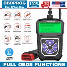 Automotive OBD2 Scanner Check Engine Fault Code Reader Car Diagnostic Scan Tool