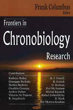 Frontiers in Chronobiology Research - New Book