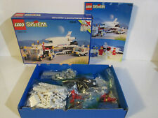 Lego Classic Town Airport 6346 Shuttle Launching Crew 100% Complete Box 1992