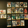 2020-21 Upper Deck Series 1 UD Canvas 21 Card Lot