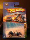 Hot Wheels MEYERS MANX long card variation 2004 SUPER TREASURE HUNT th$ - E378