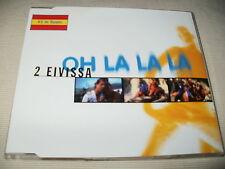 2 EIVISSA - OH LA LA LA - OLD SKOOL DANCE CD SINGLE