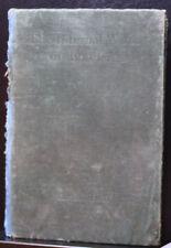 THE INTERNAL WIRING OF BUILDINGS, LEAF, HB 1903 VINTAGE