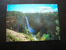 CANADA - carte postale - helmcken falls (cy25)