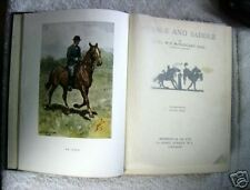 """1929 """"STABLE & SADDLE"""" by Lt. Col. M.F. McTaggart, DSO"""
