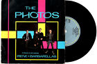 "THE PHOTOS - IRENE - EP 7"" 45 VINYL RECORD PIC SLV 1980"
