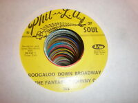 The Fantastic Johnny C 45 Boogaloo Down Broadway PHIL LA OF SOUL