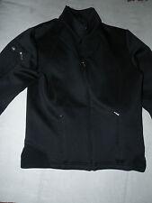 Swing golf black 12% stretch jacket & pants Medium ( 10 ) ear phone hole
