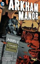 Batman: Arkham Manor by Gerry Duggan - BRAND NEW! 144 pages