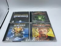 COMMAND & CONQUER LOT GENERALS RED ALERT YURI'S EXPANSION PC CD-ROM GAME