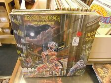 Iron Maiden Somewhere In Time LP 1986 EMI Records Sealed Direct Metal Master DMM