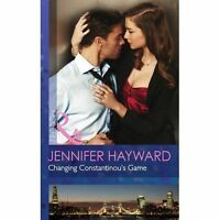 (Good)-Changing Constantinou's Game (Modern) (Paperback)-Hayward, Jennifer-02639