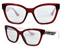 Miu Miu Sonnenbrille / Sunglasses  SMU06R 57[]18 TKW-5J0 Nonvalenz / 289(43)