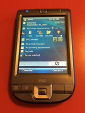 Hp iPaq 111 Handheld Pocket Pc Pda Windows Mobile 6 & WiFi w/ Stylus & Case