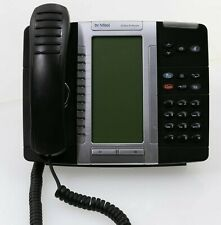 Mitel MiVoice 5330e IP Back-lit Business Phone with Handset, Cord, Stand