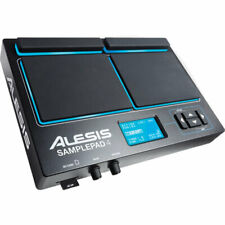 Alesis SamplePad 4   Four-Pad Percussion and Sample-Triggering Instrument