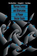 Normal Forms and Bifurcation of Planar Vector Fields by Duo Wang, Chengzhi Li...