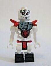 Lego FRAKJAW with ARMOR Ninjago Skeleton Minifigure 2257 2263