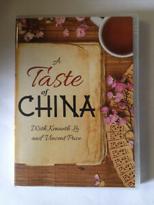 A Taste Of China (DVD, 2013)