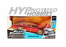 JADA 1:24 FAST AND FURIOUS 1969 DODGE CHARGER DAYTONA RED 97060