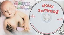 DOUX SOMMEIL Musique Pour Bebes (CD 2002) Bébés Baby Music to Sleep Classical