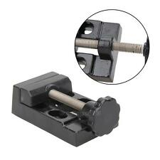 Mini Aluminum Alloy Table Vise Metal Clamp Locksmith Clip DIY Toys Parts Tool