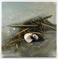 AGOSTINO CANCOGNI olio su tela cm. 50x50 - OPERA UNICA - autentica dell'artista