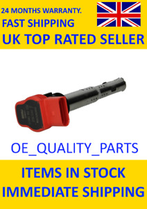Engine Ignition Coil Pencil BERU ZSE032 for Audi A7 R8 A8 Q5