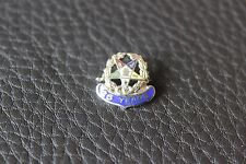 Vintage OES Masonic 25 Year Award Lapel Pin