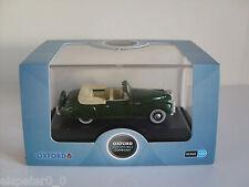LINCOLN CONTINENTAL Verde, scala H0, Oxford Auto Veicolo Modello 1:87