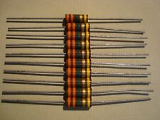 Vintage Resistors for Tube Amps NOS 3 W 8x Widerstand 2.7 kOhm