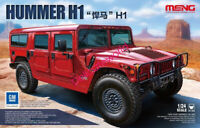 Meng Model 1/24 CS-002 Hummer H1 MENCS-002 Model Car Model Track Japan