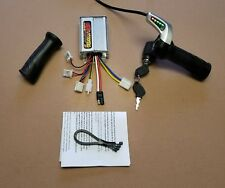 Controller - 36V - Currie eZip E-1000, Schwinn S750, Throttle AND Controller KIT