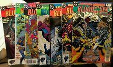 BLOODLINES BATMAN ANNUAL 3 17 LOBO 1 SUPERMAN 5 TITANS ROBIN 2 1993