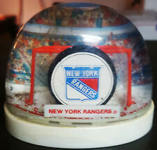 Nhl New York Rangers Fan Dome Snow Dome Snow Globe