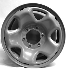 16 Inch 6 on 5.5 Silver Steel Wheel Rim Fits Tacoma 2005-2015 WE95496T