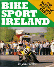 Bike Sport Ireland 1989 Review of Irish Road Racing TT Ulster Mid-Antrim +