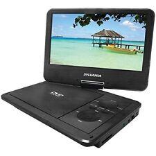 "Sylvania 9"" Portable Dvd Player - Usb, Card Reader (Sdvd9321)-Like Newâ""¢"