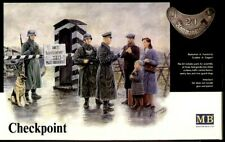 Master Box 3527 Checkpoint Scale Plastic Model Kit 1/35