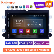 For 2005-2009 Ford Escape Mustang Android 9.0 Radio DVD GPS Navigation System
