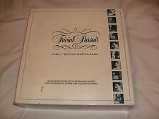 Trivial Pursuit 1988 Master Game Family Edition Complete Game 'Sale'