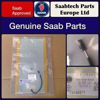 GENUINE SAAB - 9-3 03-11 HEATED SEAT PAD - BRAND NEW - 12783122 - SPORT SEATS