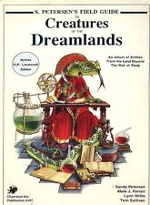 CREATURES OF THE DREAMLANDS Call of Cthulhu Lovecraft COT Petersens Field Guide