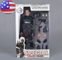1//6 Scale 90/'s SWAT Kenny Radio w// Earbud DID Action Figures