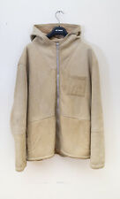 Helmut Lang Archive Hooded Shearling Jacket